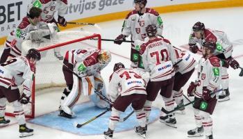 Hokeja spēles un atspoguļošanas nianses. Cīņa par ceļazīmi uz Pekinas spēlēm