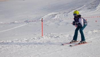 Latvijas kalnu slēpotāju nedienas un plāni šosezon