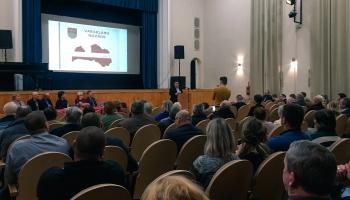ATR: kultūrvēsturisko novadu robežu jautājums joprojām atvērts
