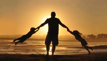 Tēta laiks ar bērniem - būt kopā sadzīvē un atrast īpašo laiku attiecību stiprināšanai