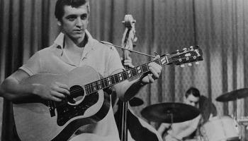 Amerikāņu mūziķis Bobs Lūmans