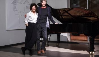 Ieva Maurīte un Arnis Martinelli. Glezniecība, grafika un mūzika