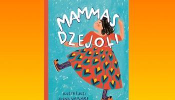 """Lasām dzejnieces un žurnālistes Ērikas Bērziņas krājumu """"Mammas dzejoļi"""""""
