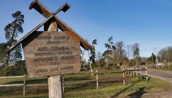 Pasaules mantojuma sarakstam pieteiktajā Grobiņas arheoloģiskajā ansamblī gaida tūristus