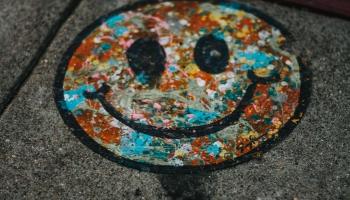 Saglabāt optimismu arī grūtos brīžos un spēt ar to dalīties
