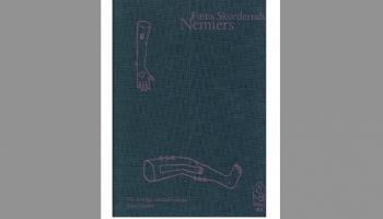 """Finna Skorderuda darbs """"Nemiers"""" - aizraujošs piezīmju un sarunās gūto atziņu apvienojums"""