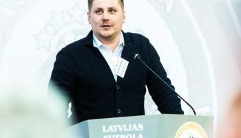 Vladimirs Šteinbergs par situāciju LFF un Latvijas futbolā