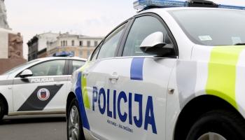 В Латвии радикально увеличены штрафы за побег от полиции и езду в пьяном виде