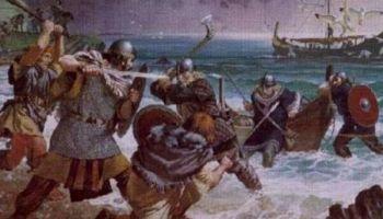 25. septembris. Kauju pie Stenfordas tilta - vikingu varas beigas Anglijā