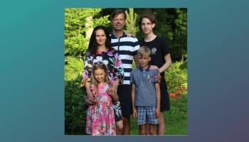 Danēviču ģimenes ikdiena un misijas darbs Latvijas SOS bērnu ciematu asociācijā