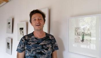 Monopola viesis animators, multimākslinieks Kārlis Vītols