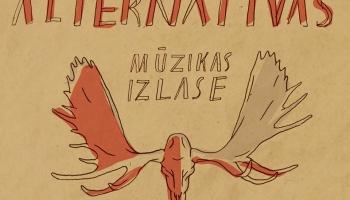Jelgavas alternatīvās mūzikas izlase 1991-2017