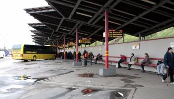Автовокзал временно переедет в Пардаугаву