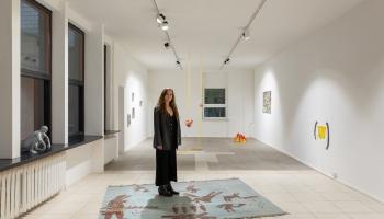 Sabīne Vernere un galerija PILOT