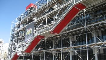 Vai zini, ar kādiem sarežģījumiem risinājās Pompidū centra celtniecība?