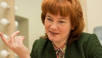 Майя Дамброва: Pешаю проблемы по мере их поступления