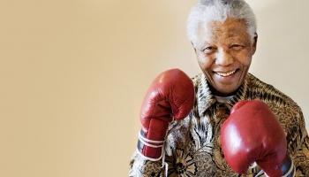 18.jūlijs - Nelsona Mandelas dzimšanas diena