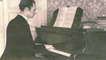 Silavas valša un Dailes teātra himnas autoram Indulim Kalniņam - 100