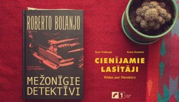 """Roberto Bolanjo """"Mežonīgie detektīvi"""" ieaicina teju bezgalīgā tēlu galerijā"""