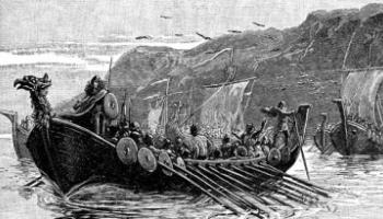 Викинги в Латвии