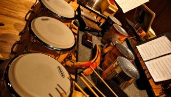 Perkusijas – no medicīnas un nozieguma līdz mūzikai