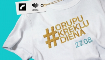 #GrupuKrēkluDiena: покажи музыкальный вкус и поддержи любимого исполнителя