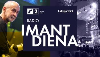 45. Imantdiena notiks Latvijas Radio 2 ēterā