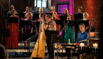 """Koncerts """"Meksikas baroka šedevri"""" Starptautiskajā senās mūzikas festivālā Pēterbaznīcā"""