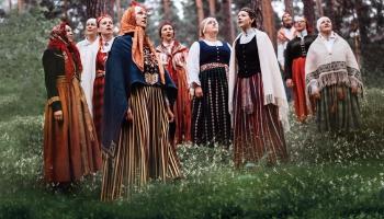 Dabas skaņas un tradīcijas pasaules mūzikā