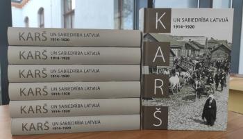 Monogrāfija sniedz ieskatu sociālās dzīves aspektos Pirmā pasaules kara laikā Latvijā
