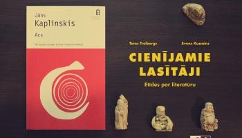 Jāns Kaplinskis viens svarīgākajiem igauņu literātiem. Viņš vienmēr meklē