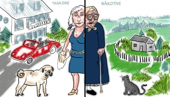 Обеспеченная старость в Латвии: насколько это возможно?