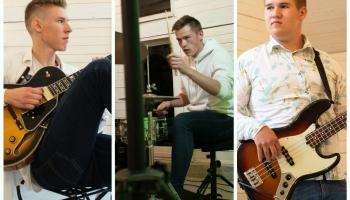 """Latgales džeza mūziķu trio """"Lipskis/Justs/Arbidāns"""" iepazīstina ar debijas albumu"""