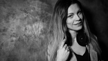 """Ieva Klingenberga un audiovizuāls jaundarbs """"HIC ET NUNC. Šeit un tagad"""" festivālā """"Arēna"""""""
