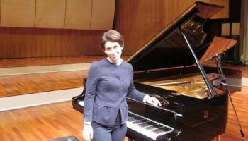 Чистота музыкальных линий Мириам Батсашвили