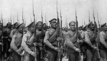 Neatkarības karš. Latvijas karavīru dalība Krievijas pilsoņu karā
