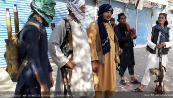 Afganistāna: talibi uzbrūk. Pašpasludinātā prezidenta Lukašenko gads