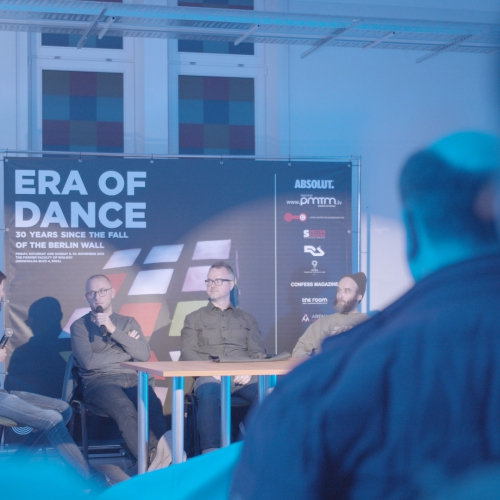 Era of Dance / Signāls pres. DJ kultūras 30 gadi (2.daļa)