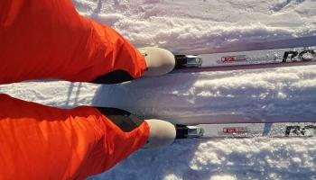 Зима сильнее COVID-19: у лыжных трасс – отличный сезон