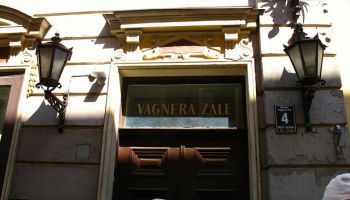 Latvijas teātru vadība, Vāgnera nams, atceroties Mārtiņu Ķibildu. Atbild G.Gaidamaviča
