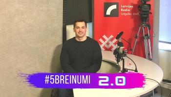 #5BREINUMI 2.0 - Artis Salinieks par sportu ratiņkrēslā