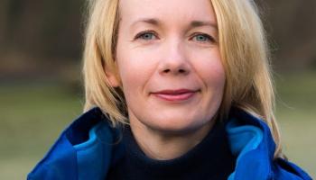 Pētniece, ģeogrāfijas zinātņu doktore Aija Torklere no Vācijas