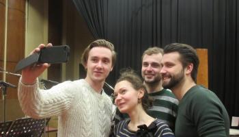 Pētera Vaska Koncerts timpāniem un sitaminstrumentiem