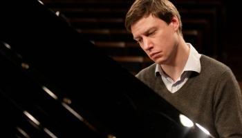 Antons Ļahovskis, LNSO un diriģents Andris Poga Rīgas festivāla simfoniskajā koncertā