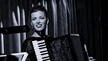 Ксения Сидорова. Принцесса и её принц - аккордеон