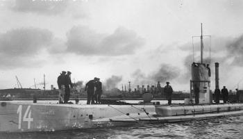 31. janvāris. Vācija paziņo, ka atsāks izmantot zemūdenes Pirmajā pasaules karā