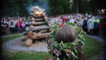 Vasaras saulgrieži pasaulē un Latvijā