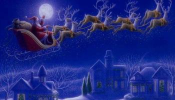"""""""Ej, stāsti kalnos, lejās"""" - amerikāņu Ziemassvētku dziesma"""