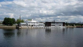 Daugava septembrī