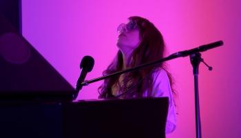 Katrīnas Gupalo tiešsaistes koncerti Latvijā un ASV